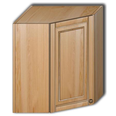 Кухня «Гретта» - Шкаф настенный Шк60х60 угловой