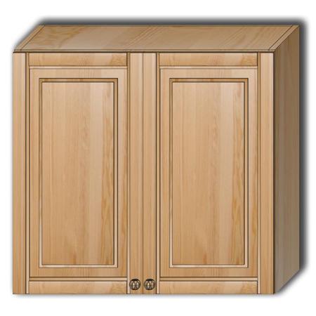 Кухня «Гретта» - Шкаф настенный Шк80