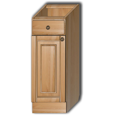Кухня «Гретта» - Стол рабочий Т30 с 1 ящ.