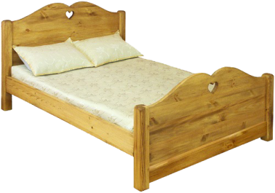 «Pin Magic». Кровать двуспальная LCOEUR 200