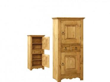 «Pin Magic». Шкаф для посуды с полными дверями, арт.gd.hom.deb.pp
