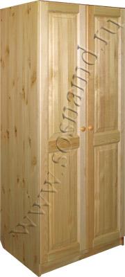 Шкаф 2х дверный Оскар-2(комби)