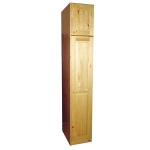 Шкаф Орион 1 платяной с антресолью