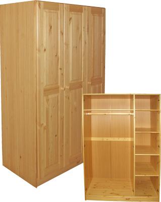 Шкаф Орион 3 комбинированный
