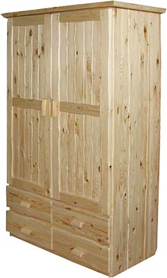 Шкаф Скандинавия 2х дверный