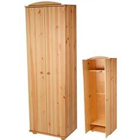 Шкаф для одежды из сосны П 59