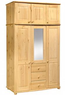 Шкаф для одежды МД-331М