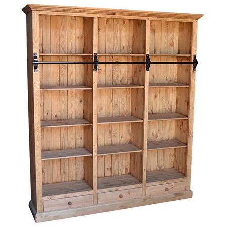 Библиотека 190 с 3 ящиками