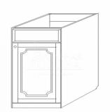 Тумба 40 -ящик
