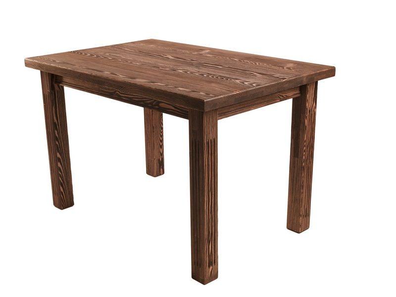 Стол обеденный Кантри 120 (браш мокко)