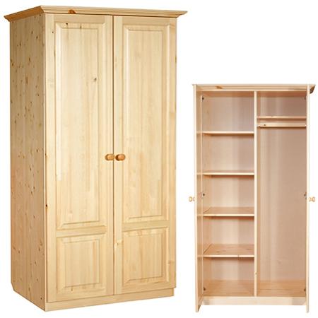 Шкаф «Алеша 500» комбинированный (3.2.04)