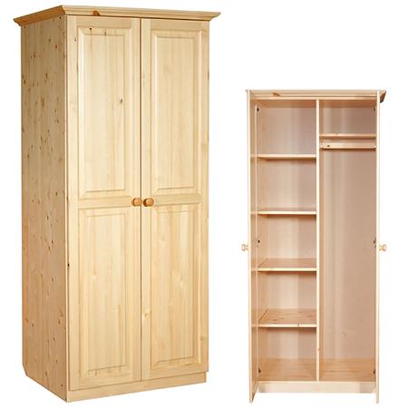 Шкаф «Алеша» комбинированный (3.2.03)