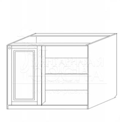 тумба под угол 100(1 дверь)