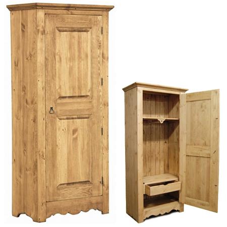 Шкаф для белья Bo 194 (со штангой)
