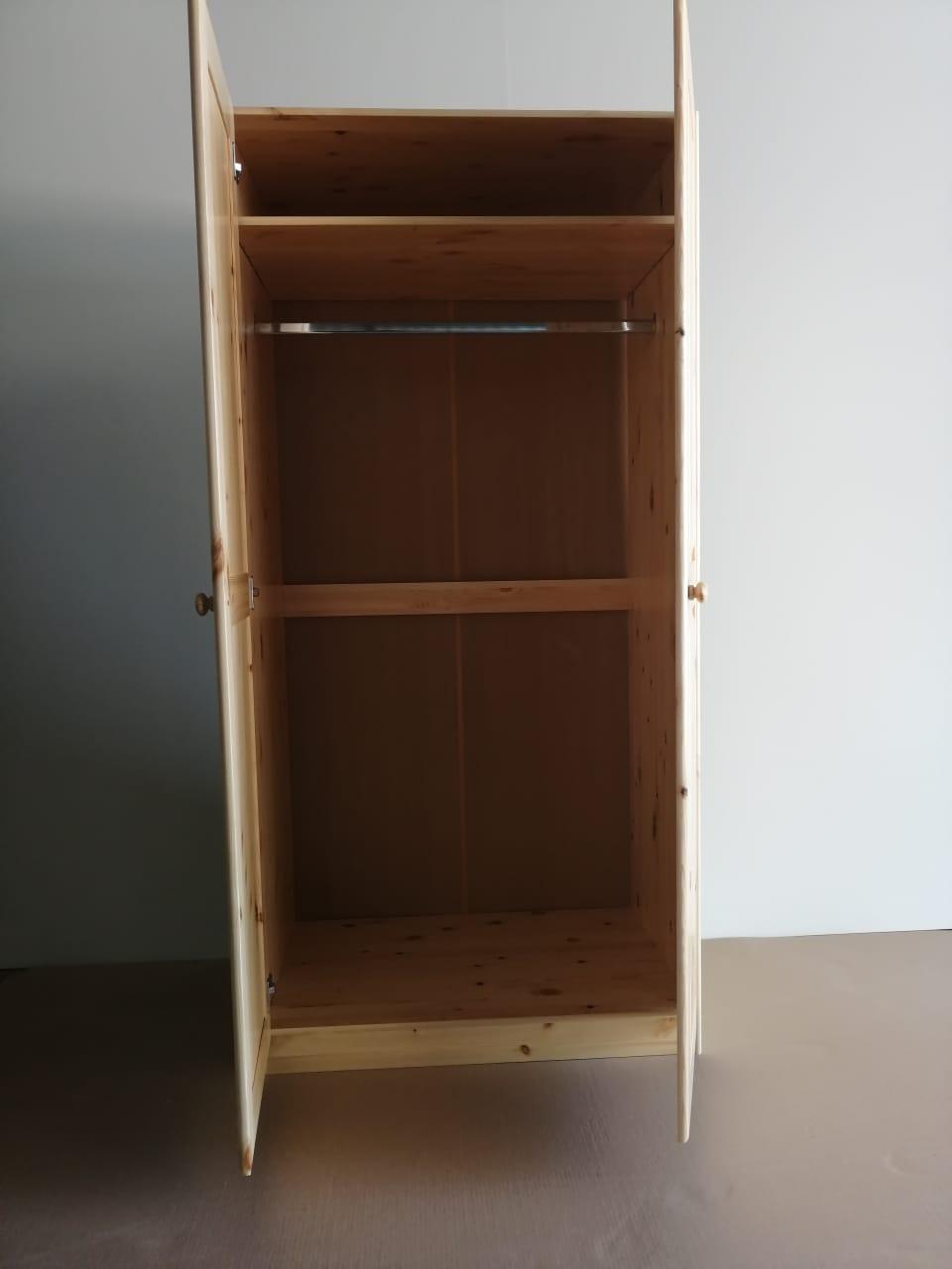 Шкаф двухдверный А-900 (платяной)